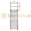 Containertrap Aluminium2.10