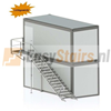 Containertrap Aluminium2.4