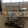 Modulaire Trap Split Level